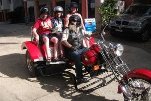 Grubs Trike Tours