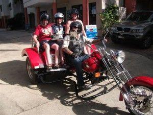 Grubs Trike Tours