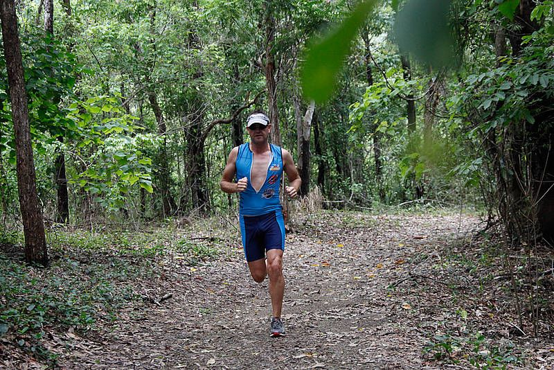 Daintree Forest leg of the Great Barrier Reef Marathon